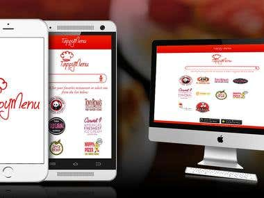 Especial Restaurant App For Visual Impairments