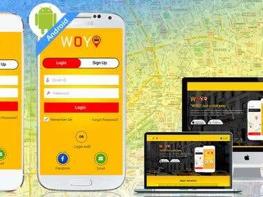 Driver & Passenger App