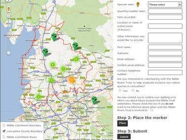 Lancashire Invasives