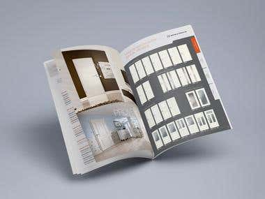 Holver Doors Catalog - Romanian edition