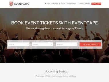 EVENT GAPE