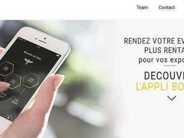 App & Website translation into French