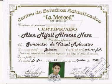 Seminario Visual Basic Aplicativo