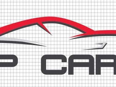 Logo for a car dealership
