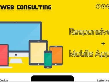 UAE Web consulting