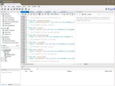 MySQL Database Administrator