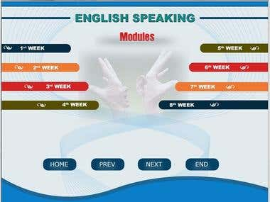 English Learning Application