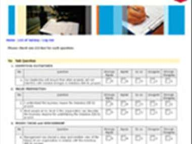 Survey Information Systems