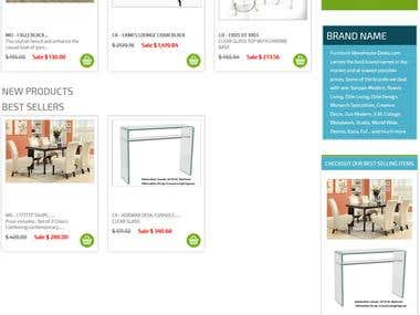 Online Furniture Warehouse