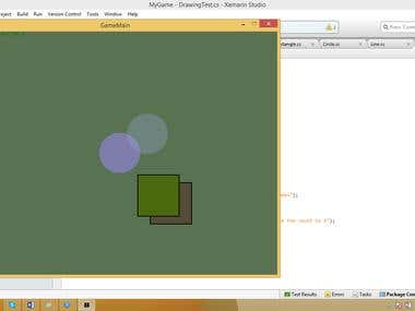 OpenGL C# Game