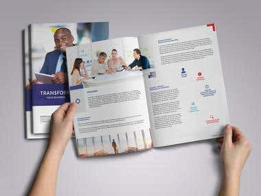 New Creative Brochure Design For GSC