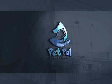 Pet Pal Logo Design