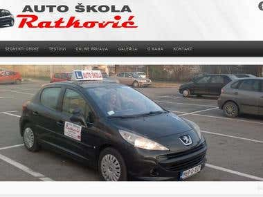 "Auto School ""Ratkovic"""