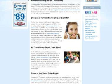 Evanston Heating and Air Conditioning