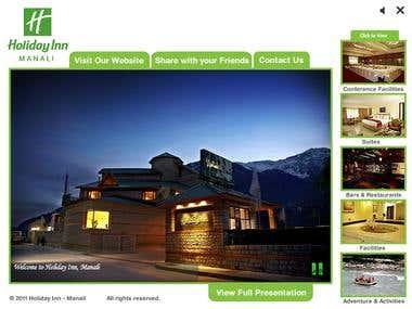 Presentation for Holiday Inn