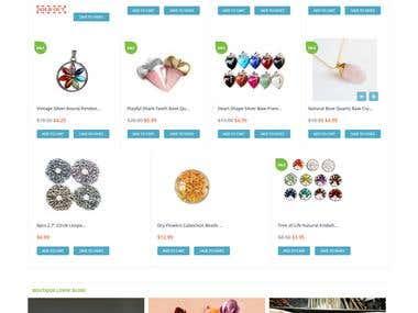 Boutique Lovin Magento web portal