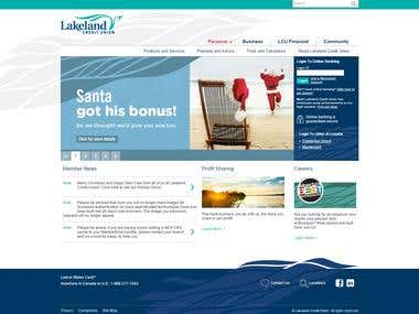 A Bank Site
