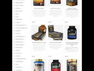 A Nutrition Site
