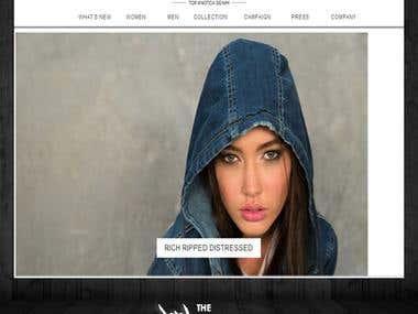 Dricoper Website