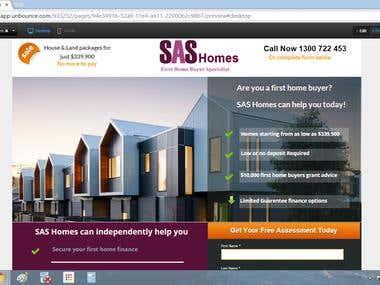 SAS Homes