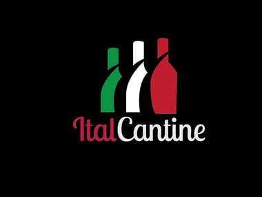 Logo for ItalCantine