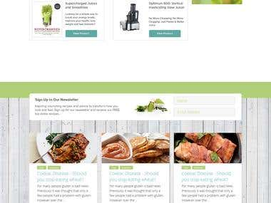 online base store web site
