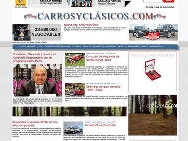 Carros & Clasicos