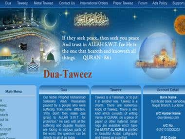 Dua-Taweez