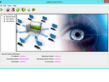 Software like teamviewer in Java