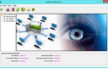 Software like teamviewer in Java