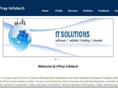I-Pray Infotech