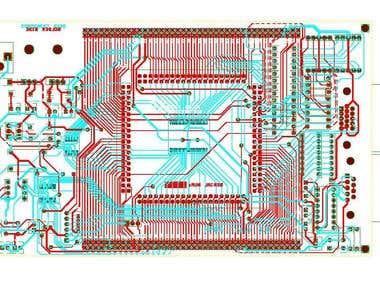 FPGA Trainer Board!