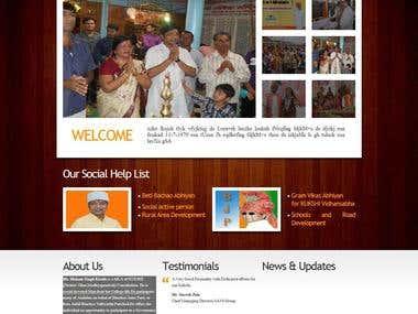 Politician personal profile http://mukamsinghkirade.com/