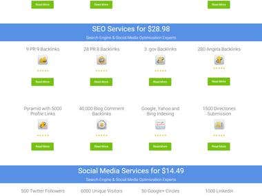 It\'s a Website For Seo service