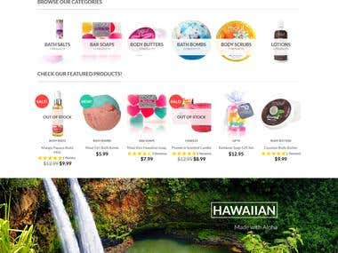 Maui Soap Company - Give your skin some Aloha!