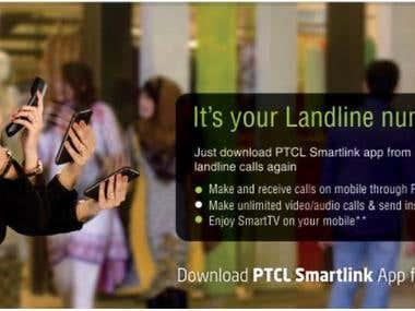 PTCL Application Smartlink