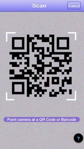 BarQ Scanner App
