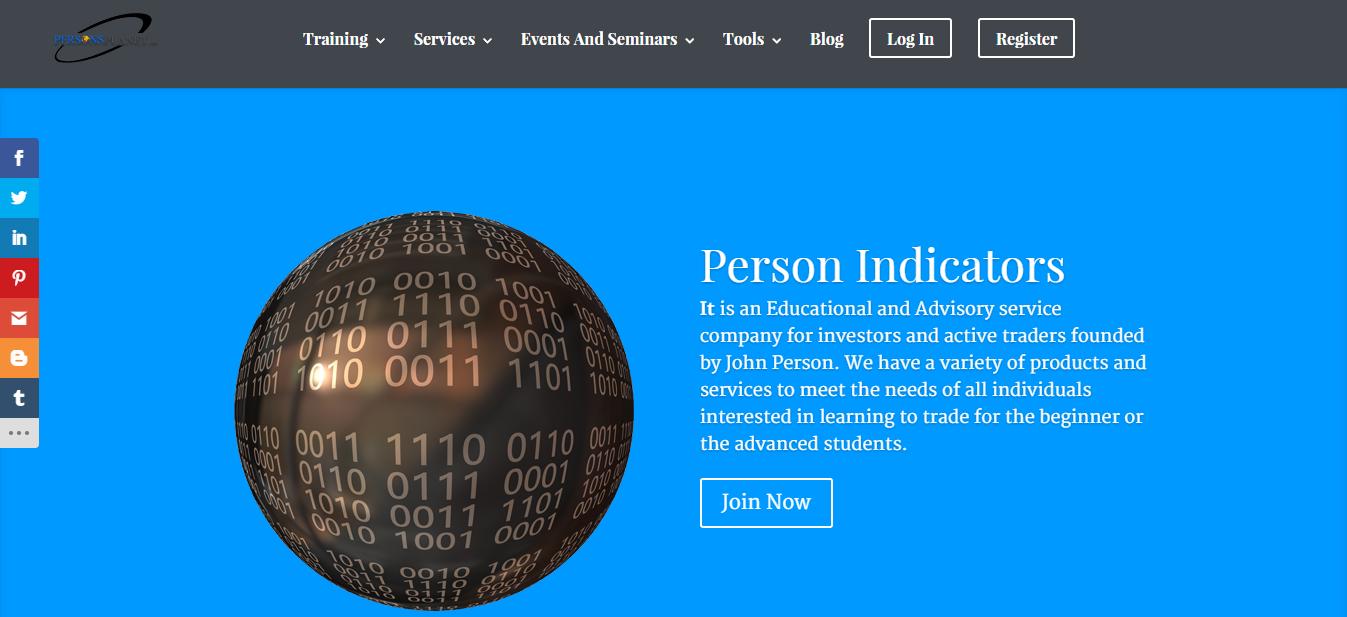 Corporate site using DIVI