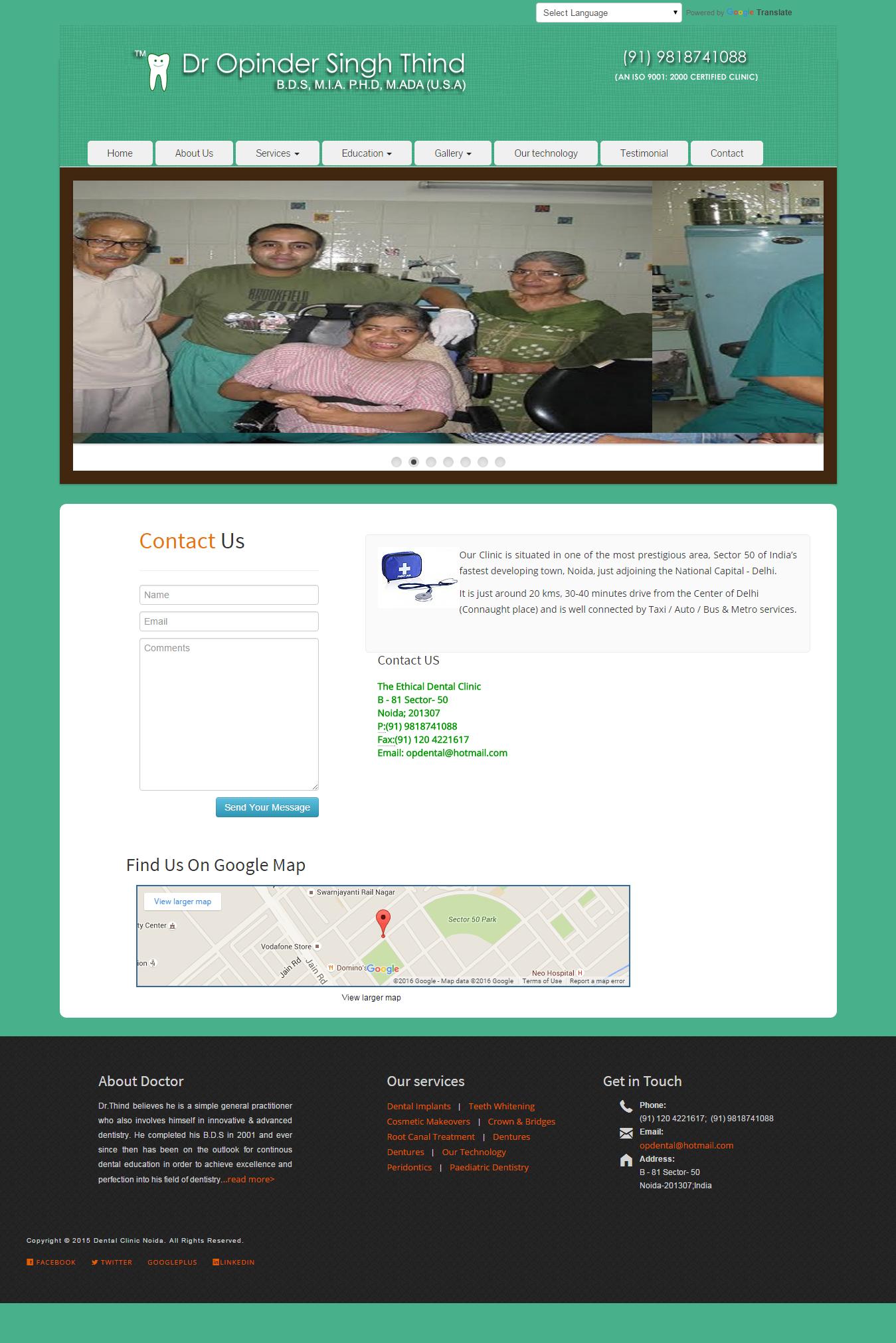 www.dentalclinicnoida.com