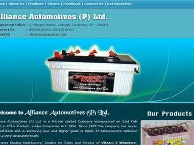 Alliance Automotives