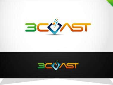 logo for 3coast