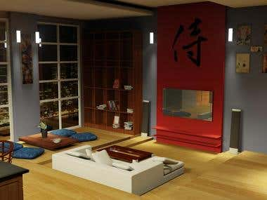Interior design: Day