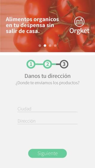 Organic App