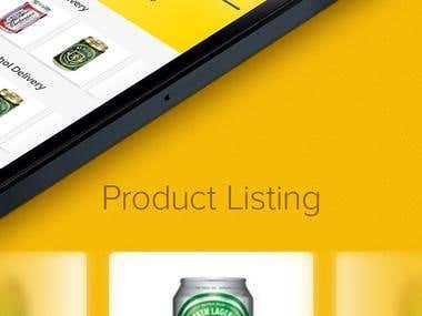 eCommerce Application Design