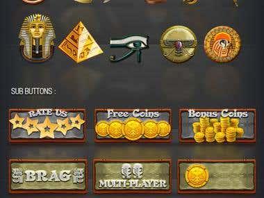 Slots Mobile Game App