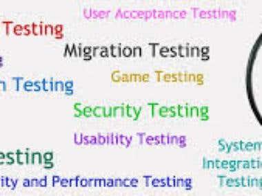 Testing/QA specialist