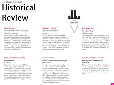 Portfolio Pages 1-4