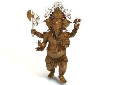 GANESHA - God of India