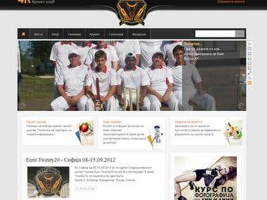 Website - 4K cricket club