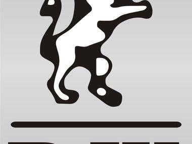 P.W. Logo Vector